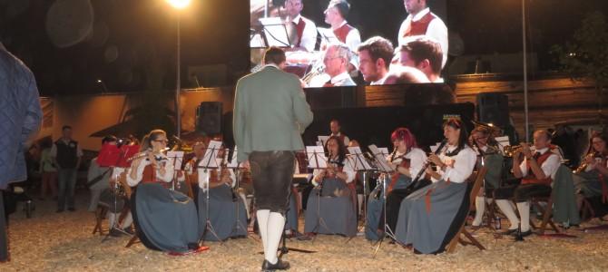 HAGEWO 2015: Konzert mit der Musikkapelle Lermoos (Österreich)
