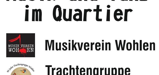Musik und Tanz im Oberdorf (Quartierkonzert)