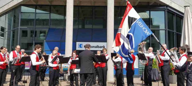 #BlasmusikAargau goes live & together vom 5. Mai 2018