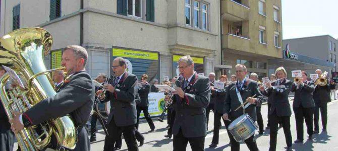 Kantonales Musikfest Laufenburg