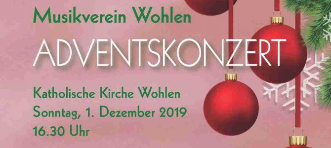 Adventskonzert – 01.12.2019